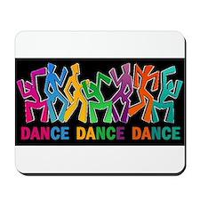 Dance Dance Dance Mousepad