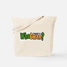 Jamaica WhaGwan Tote Bag