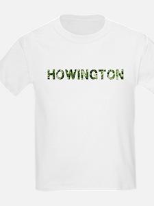 Howington, Vintage Camo, T-Shirt