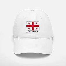 Georgia Flag Gear Baseball Baseball Cap