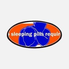 No sleeping pills required Patches