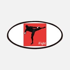 iFight (red) Patches