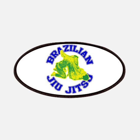 Brazilian Jiu Jitsu Patches