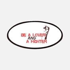 Lover and fighter Patches
