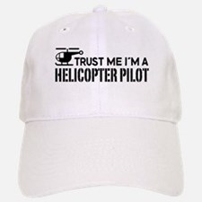 Helicopter Pilot Baseball Baseball Cap