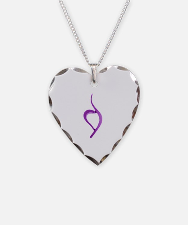 Cute Support anorexia awareness Necklace