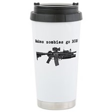 Funny Boom Travel Mug