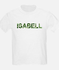 Isabell, Vintage Camo, T-Shirt