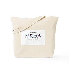 MRSA Family Tote Bag