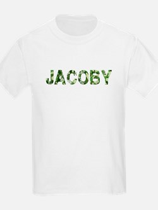 Jacoby, Vintage Camo, T-Shirt
