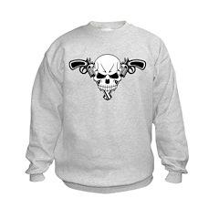 Skull and Guns Sweatshirt