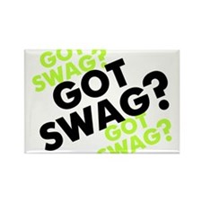 Got Swag??? Rectangle Magnet