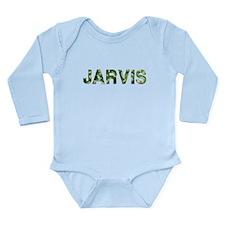 Jarvis, Vintage Camo, Long Sleeve Infant Bodysuit