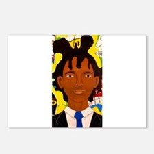 Jean-Michel Basquiat Postcards (Package of 8)