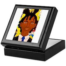 Jean-Michel Basquiat Keepsake Box