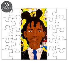 Jean-Michel Basquiat Puzzle