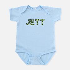 Jett, Vintage Camo, Infant Bodysuit