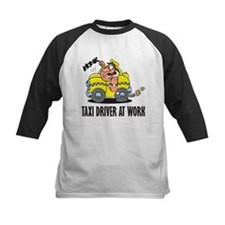 Taxi Driver At Work Tee