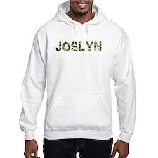 Joslyn, Vintage Camo, Hoodie