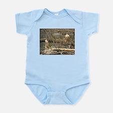 Beavers Log Infant Bodysuit