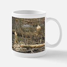 Beavers Log Mug