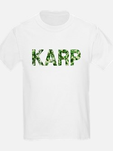 Karp, Vintage Camo, T-Shirt