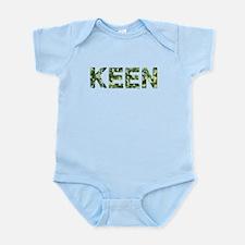 Keen, Vintage Camo, Infant Bodysuit