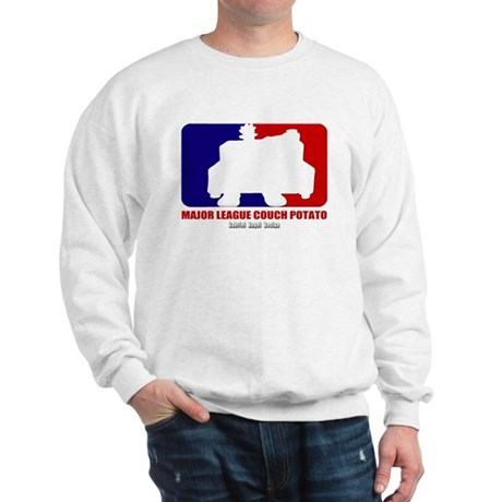 Major League Couch Potato Sweatshirt