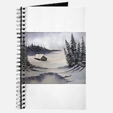 Snowbound Cabin Journal