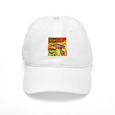 Atomic Raygun Baseball Cap