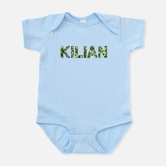 Kilian, Vintage Camo, Infant Bodysuit