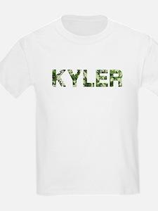 Kyler, Vintage Camo, T-Shirt