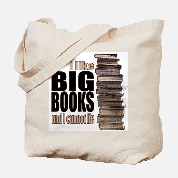 Big Books Tote Bag