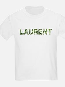 Laurent, Vintage Camo, T-Shirt