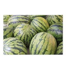 Watermelon at Farm Stand - Postcards