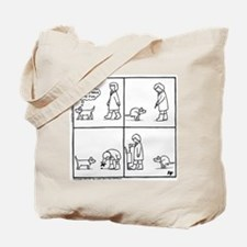 In The Park - Tote Bag