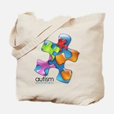 Unique Autism2014 Tote Bag