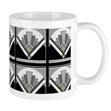 Art Deco Geometric Mug