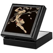 Art Deco Jewelry Box