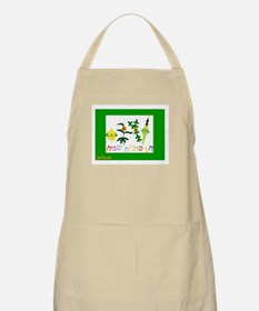 Sukkot Happy Succah Time BBQ Apron