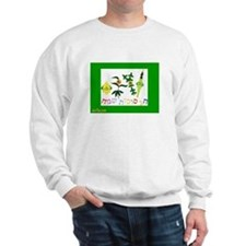 Sukkot Happy Succah Time Sweatshirt