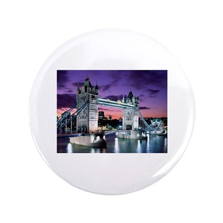 "London 3.5"" Button"
