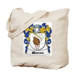 Marcos Coat of Arms Tote Bag