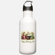 Happy Birthday Jesus Water Bottle