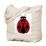 Cute Ladybug Trick or Treat Bag