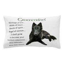 Groenendael Puppy Pillow Case