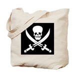 Pirate Sign Tote Bag