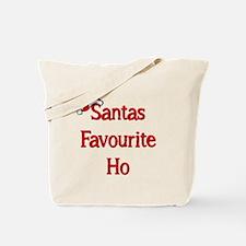 Santas Favourite Ho Tote Bag