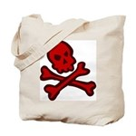 Crossbone PIRATE Trick or Treat Bag