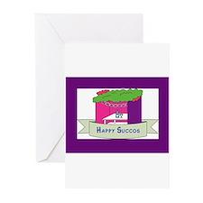Sukkot Succah Greeting Cards (Pk of 10)